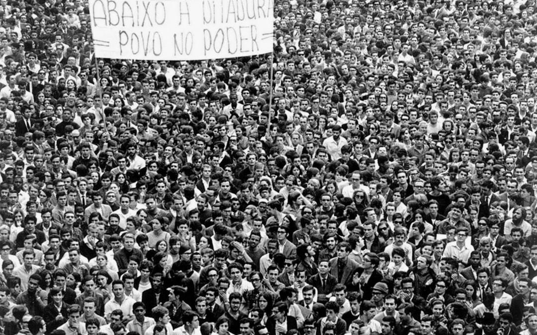 O papel do movimento estudantil na resistência à ditadura