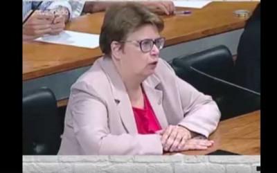 """""""Invadir a UFMG, prender o reitor, é um tapa na cara de todos nós!"""", diz a Deputada Margarida Salomão (PT-MG)"""