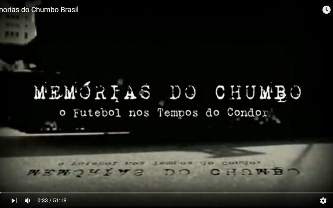 Documentário apresenta o futebol nos tempos da ditadura militar