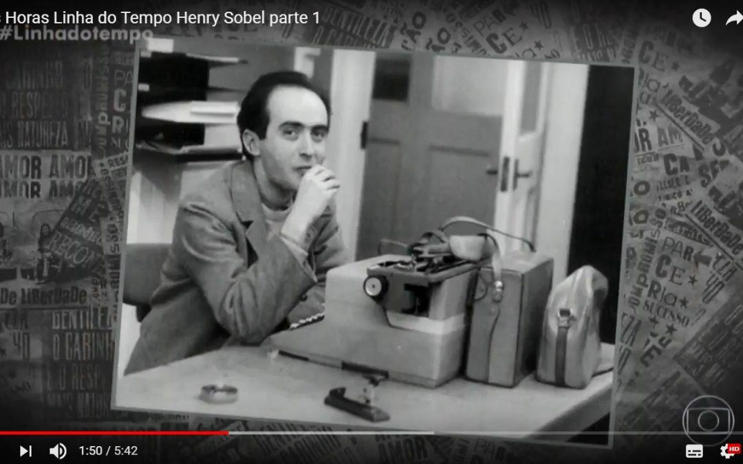 Rabino Henry Sobel fala sobre Vladmir Herzog no programa Altas Horas