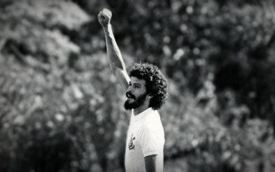 Sócrates, de aposta corintiana a ícone da democracia