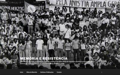 Projeto preserva memória da resistência a regimes autoritários da América Latina