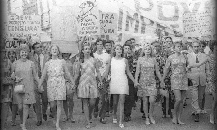 1968: Mulheres que lutaram contra a ditadura e contra o machismo