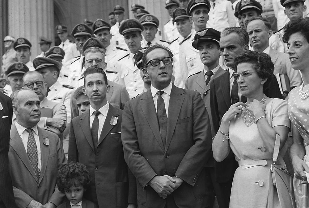 O golpe de 64 não salvou o país da ameaça comunista porque nunca houve ameaça nenhuma