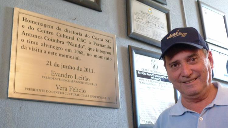 """""""Meu crime foi ser professor"""", diz irmão de Zico torturado na ditadura"""