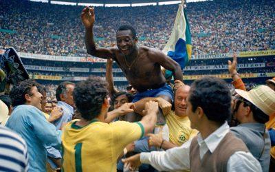 """50 anos do Tri: sob a ditadura dos """"anos de chumbo"""", Brasil acumula vitórias e apresenta o futebol-arte"""